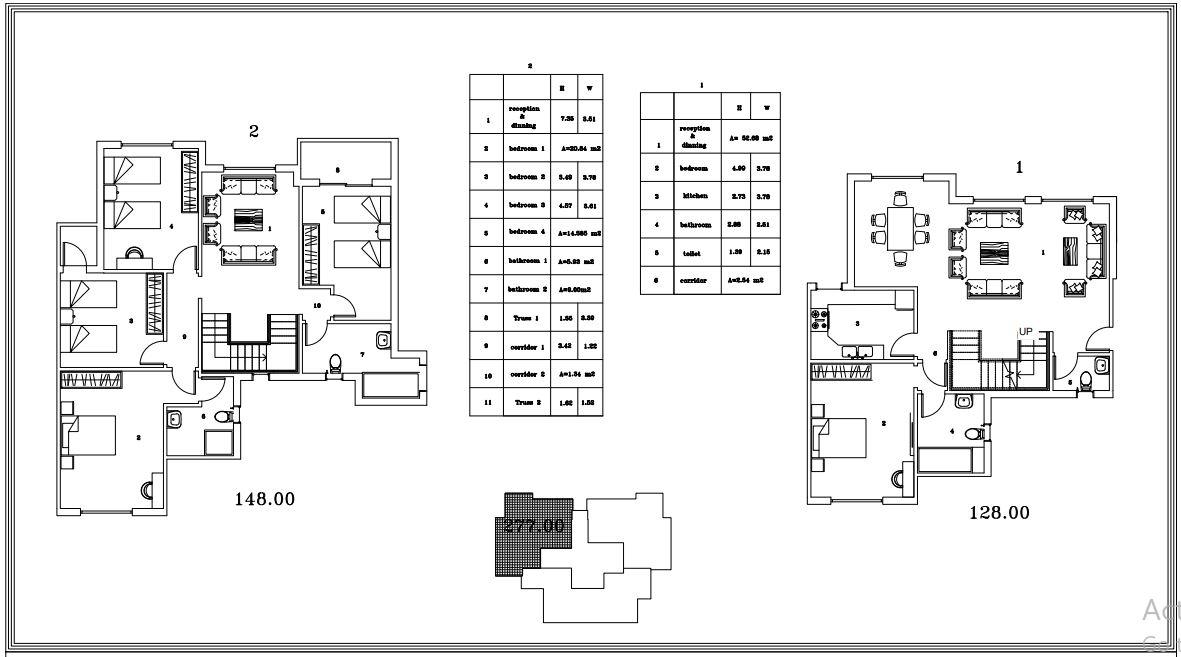 Model A Duplex